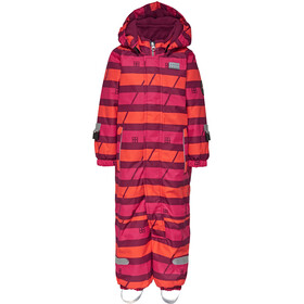 LEGO wear Johan 778 Snowsuit Kinder bordeaux